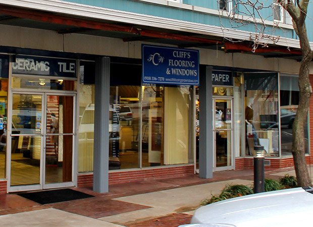 Cliff's Flooring & Windows is your best source for flooring and window fashions.